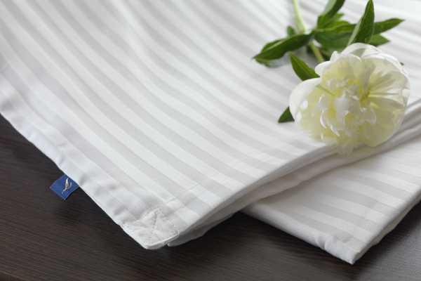 Utlima 1cm Stripe 70/30 Duvet Cover