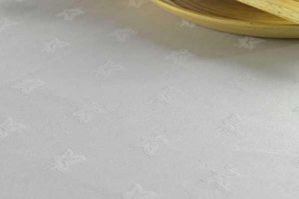 Kudos Ivy Leaf Polyester Table Linen